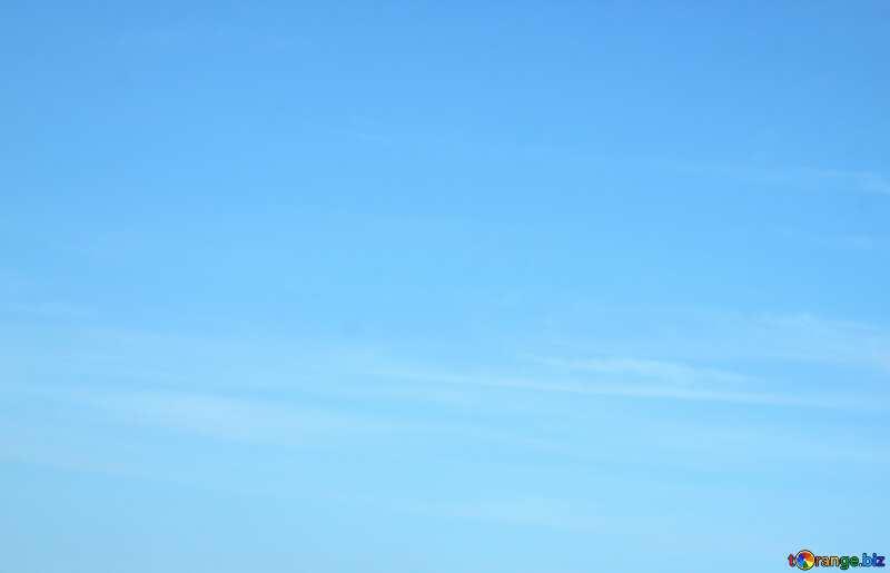 Clear blue sky №20213