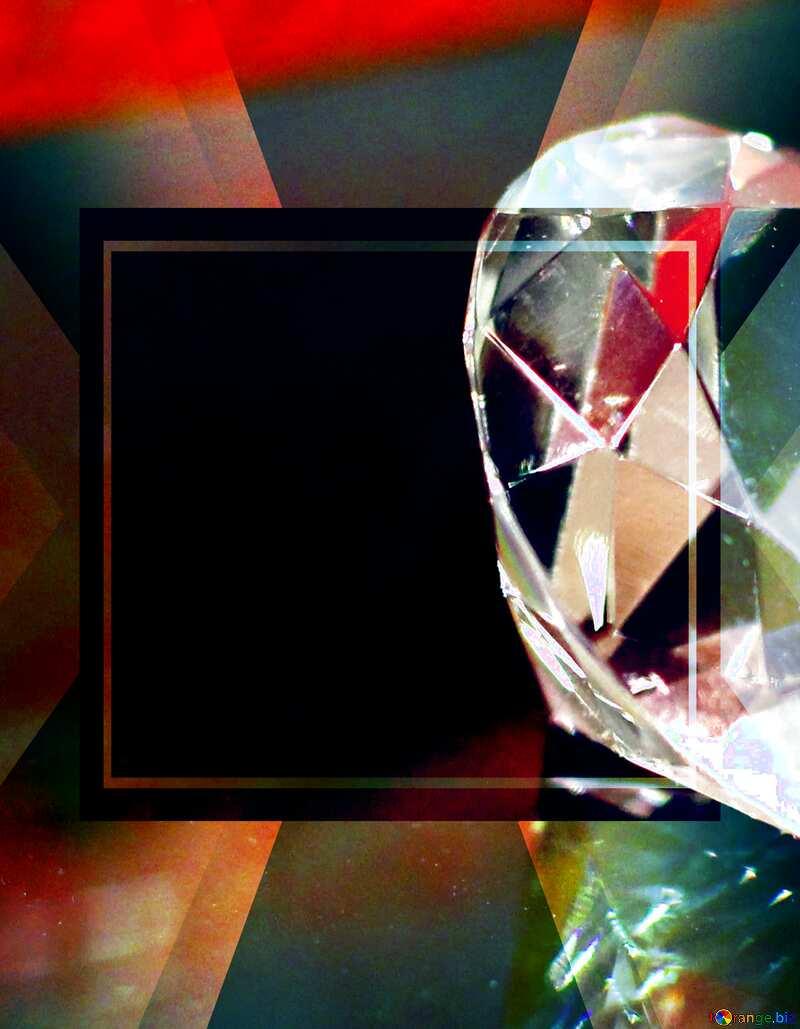 diamond website infographic light picture №52795