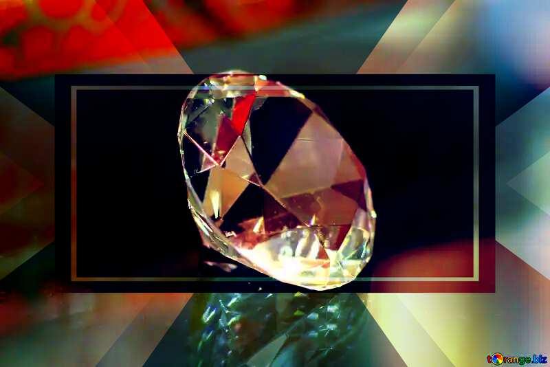 diamond template layout design №52795