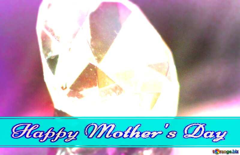 diamond happy mothers day №52795