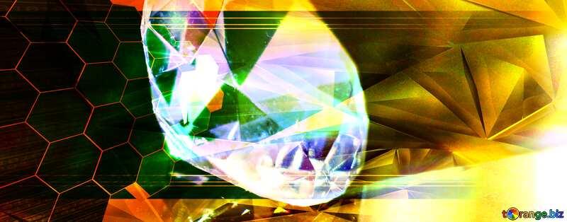 diamond Tech business concept №52795