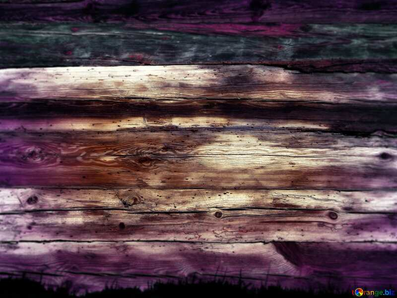 Texture of old wood background №28600