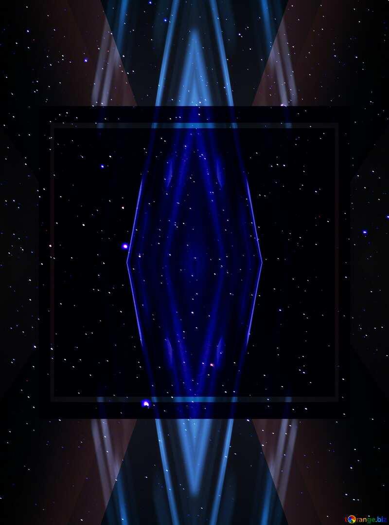Stars sky background №44729