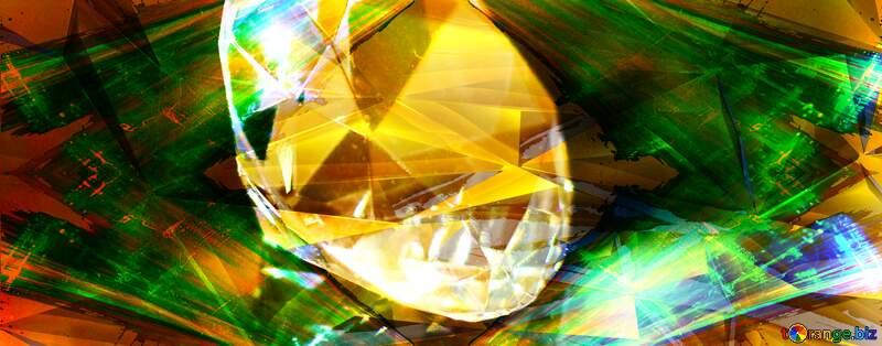 Cover Diamond Tech Concept №52795
