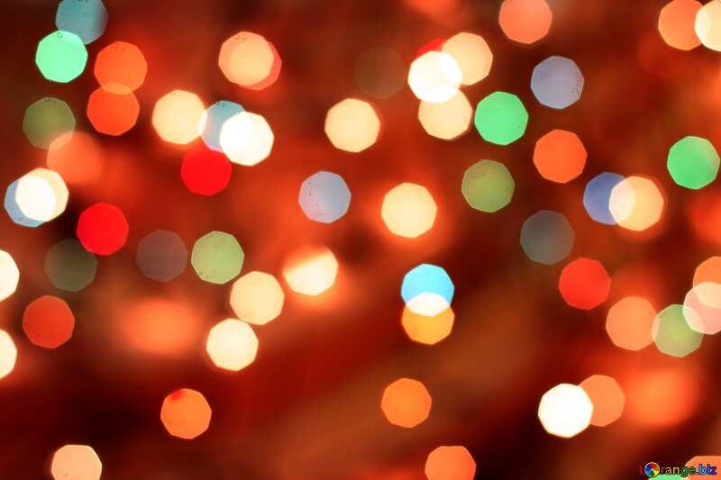 Christmas background red dark №24617