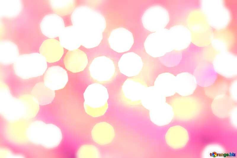 Soft light bokeh Background №24618
