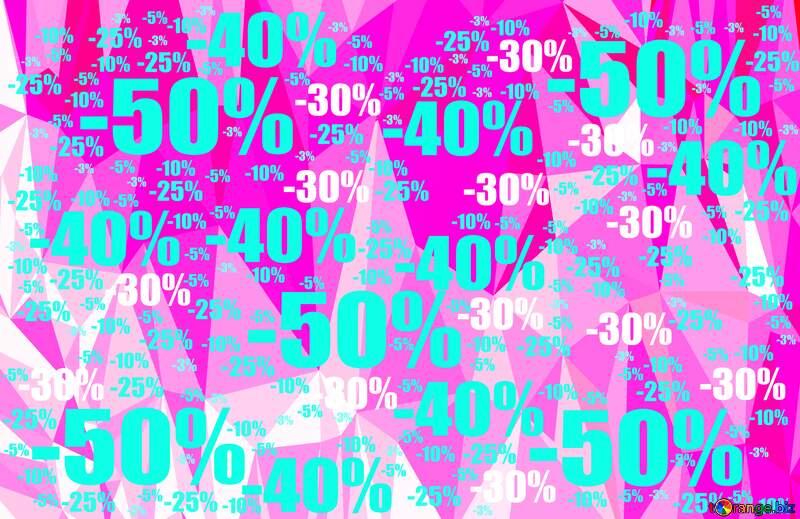 Polygon Sale background №51583