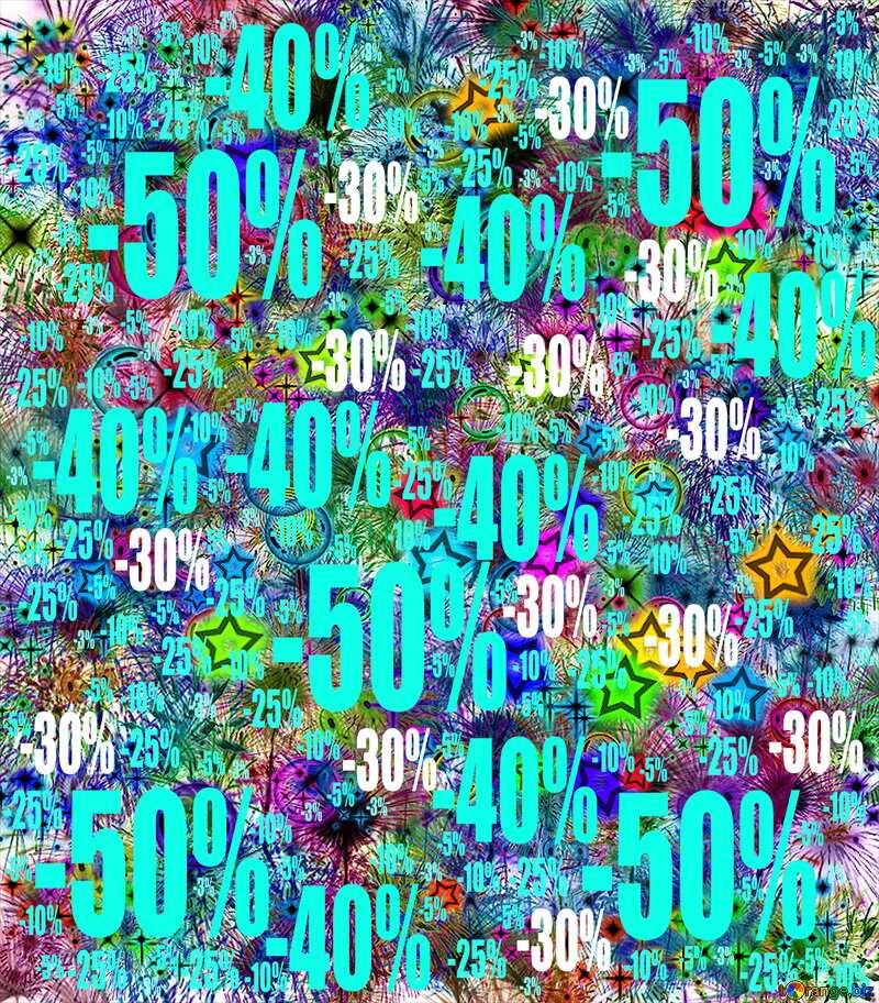 Celebratory Sale background №39955