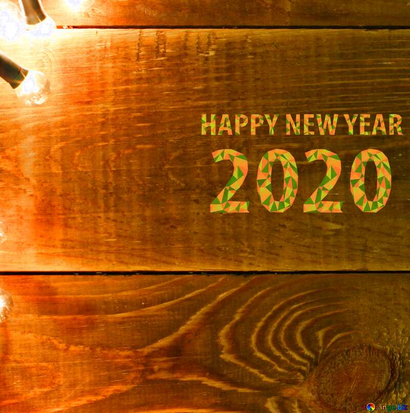 Christmas background happy new year 2020 №37894