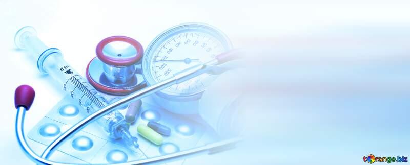doctor left side blur background №19161