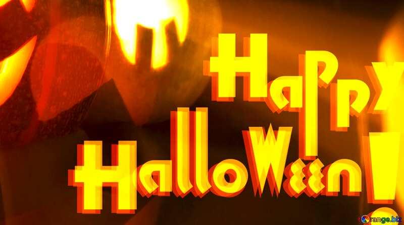 Cover. Wallpaper: Halloween. №5934