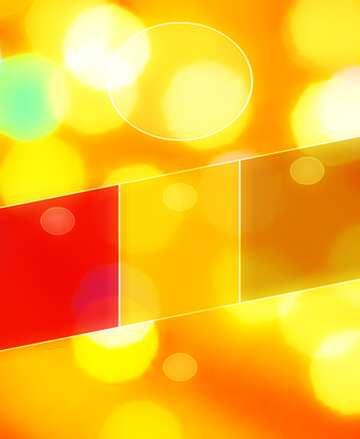 Die Wirkung der Kontrast. Sehr klare Farben. Bruchstück.