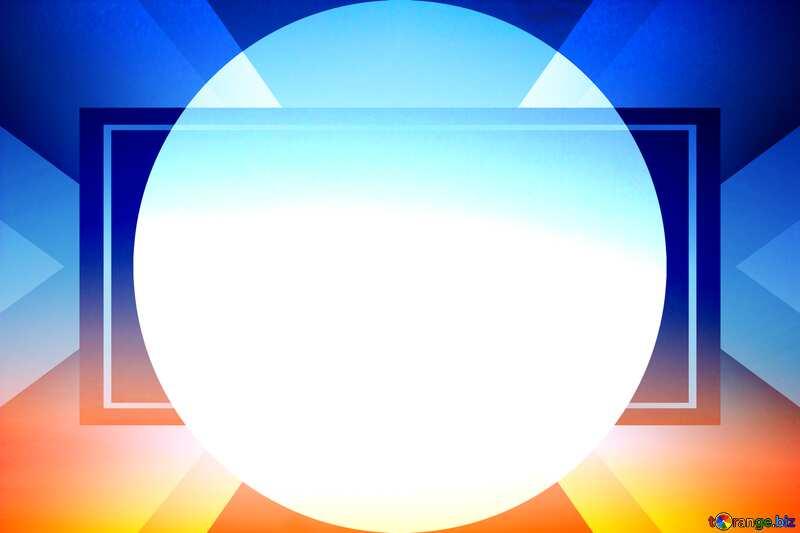 Sunset Gradient presentation template №16062