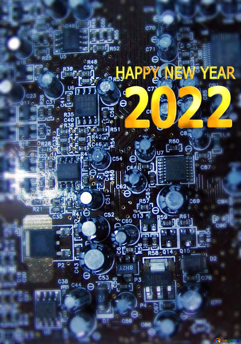 happy new year 2021 computer background №665