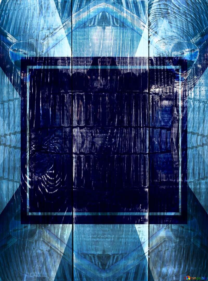 Board texture retro car pattern glass metal blue Design №37900