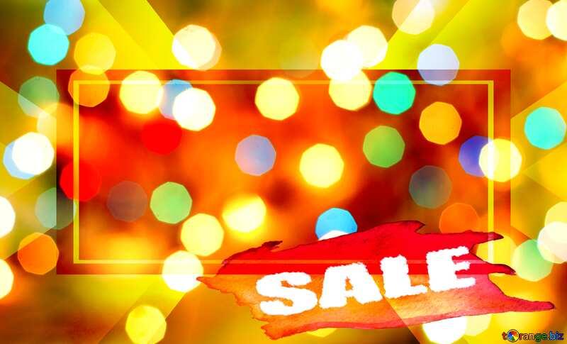 Christmas sale template №24617