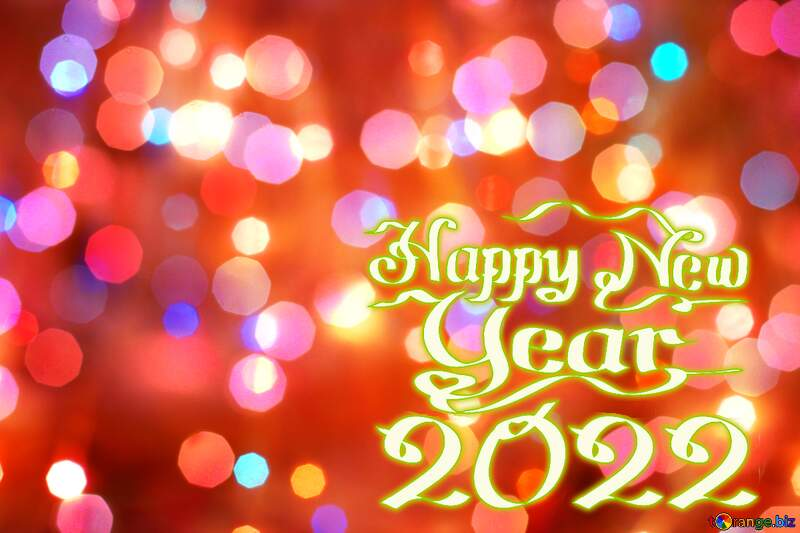 Bright background for Christmas happy new year 2021 №24606
