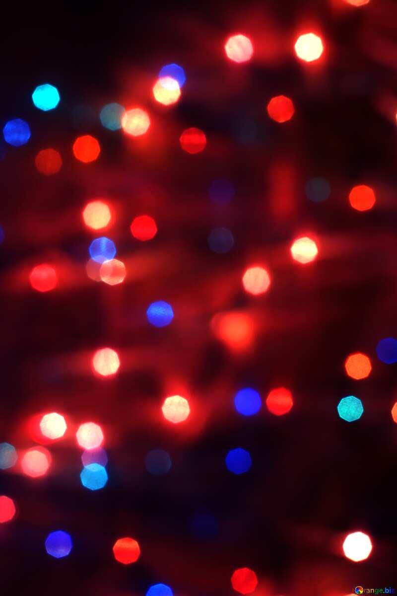 Bright background for Christmas vertical dark banner №24606