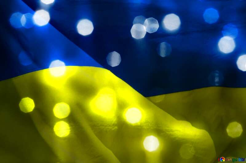 Bright background for Christmas Ukraine №24606