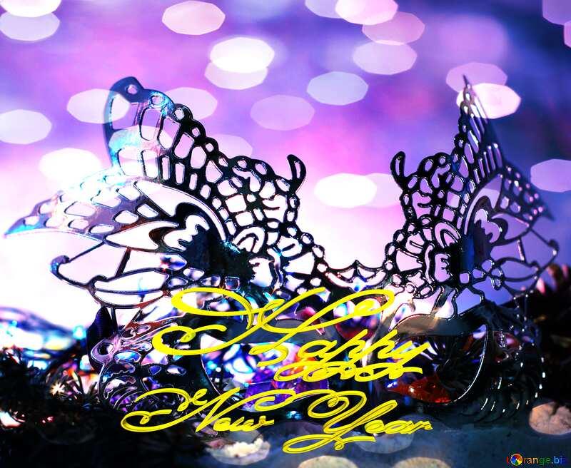 Masquerade happy new year image №17905