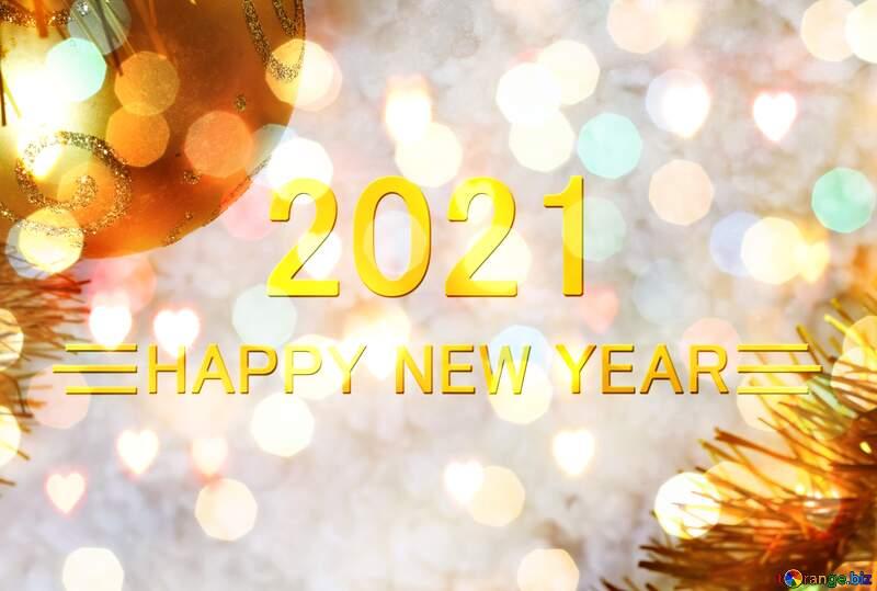 2021 Christmas postcard. №6385