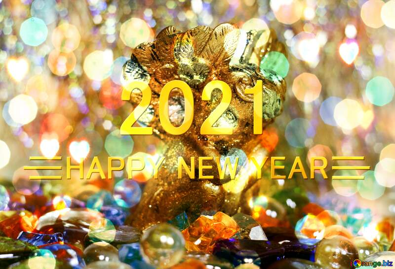Amur Happy New Year 2021 №6587