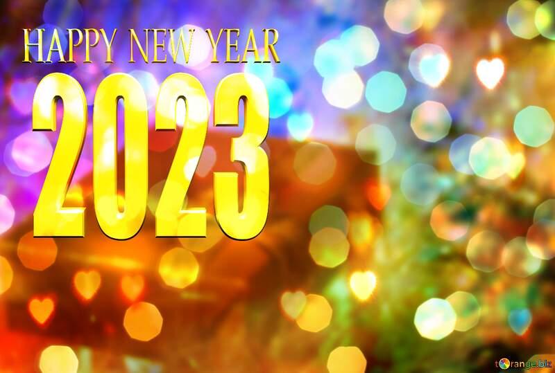 Happy New Year 2022 Background №6507