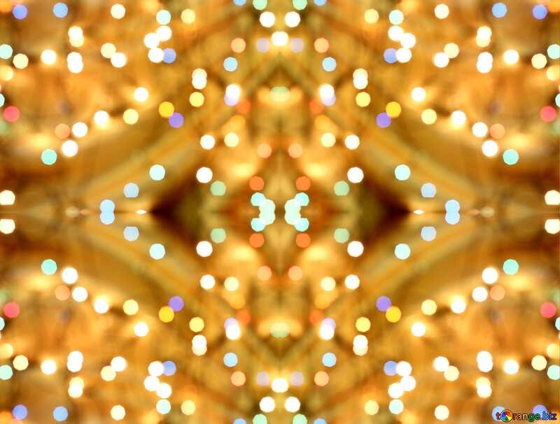 Christmas background pattern rotation №24619