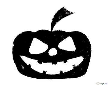 Halloween Pumpkin sketch