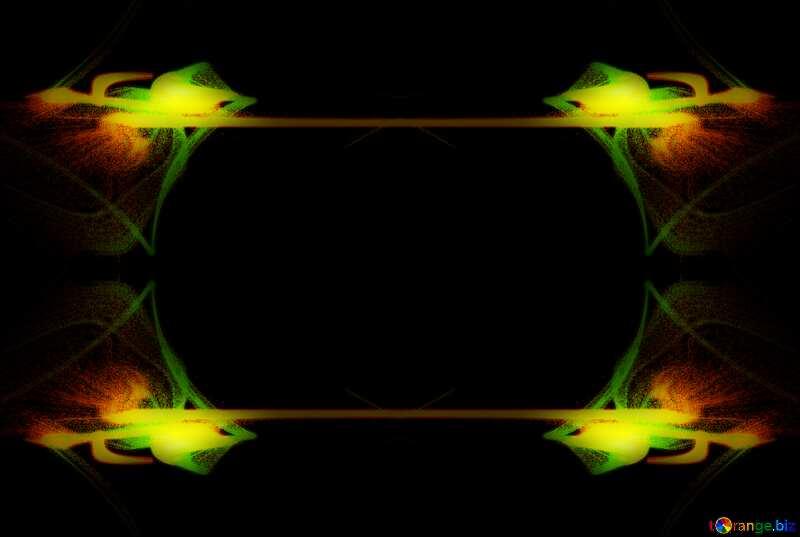 fractal frame №40626