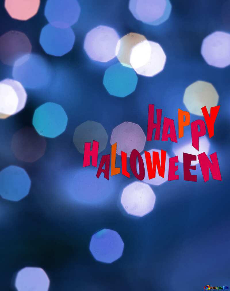 Halloween colors  background №24617