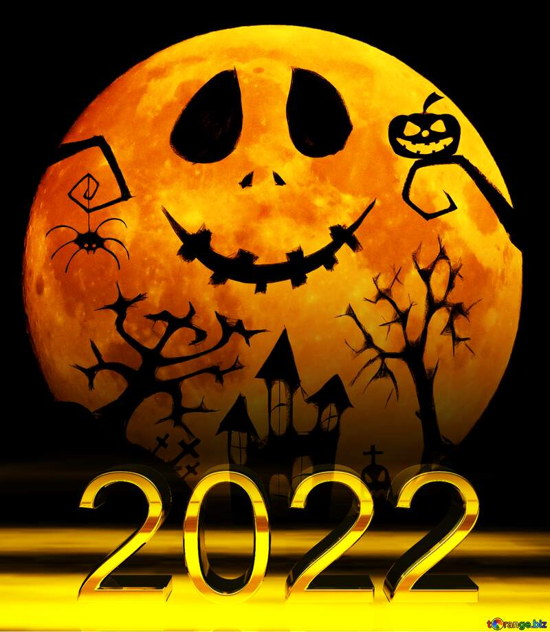 Halloween picture 2021 №40468