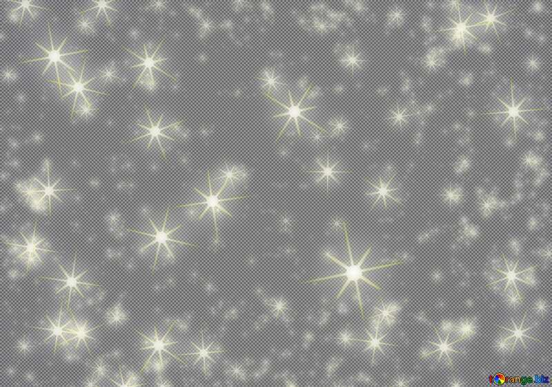 holiday background with clusters of bright huge white twinkling stars  night star pattern №54495