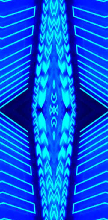 Very Vivid Colours. Fragment. Pattern.