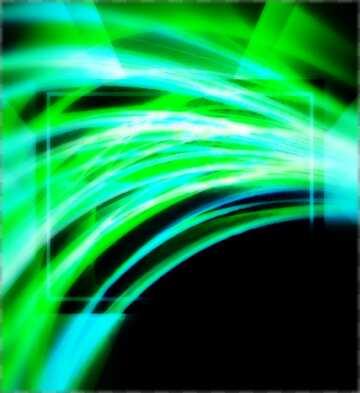 L'effetto della molto luce. I colori molto vivaci. telaio sfocatura. Frammento.