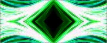 L'effetto di rotazione. L'effetto della luce. Colori chiari. Frammento. Modello.