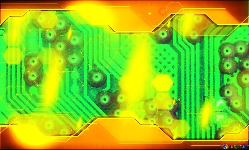 circuit electronic board lines pattern Information Technology Hi-tech №51568