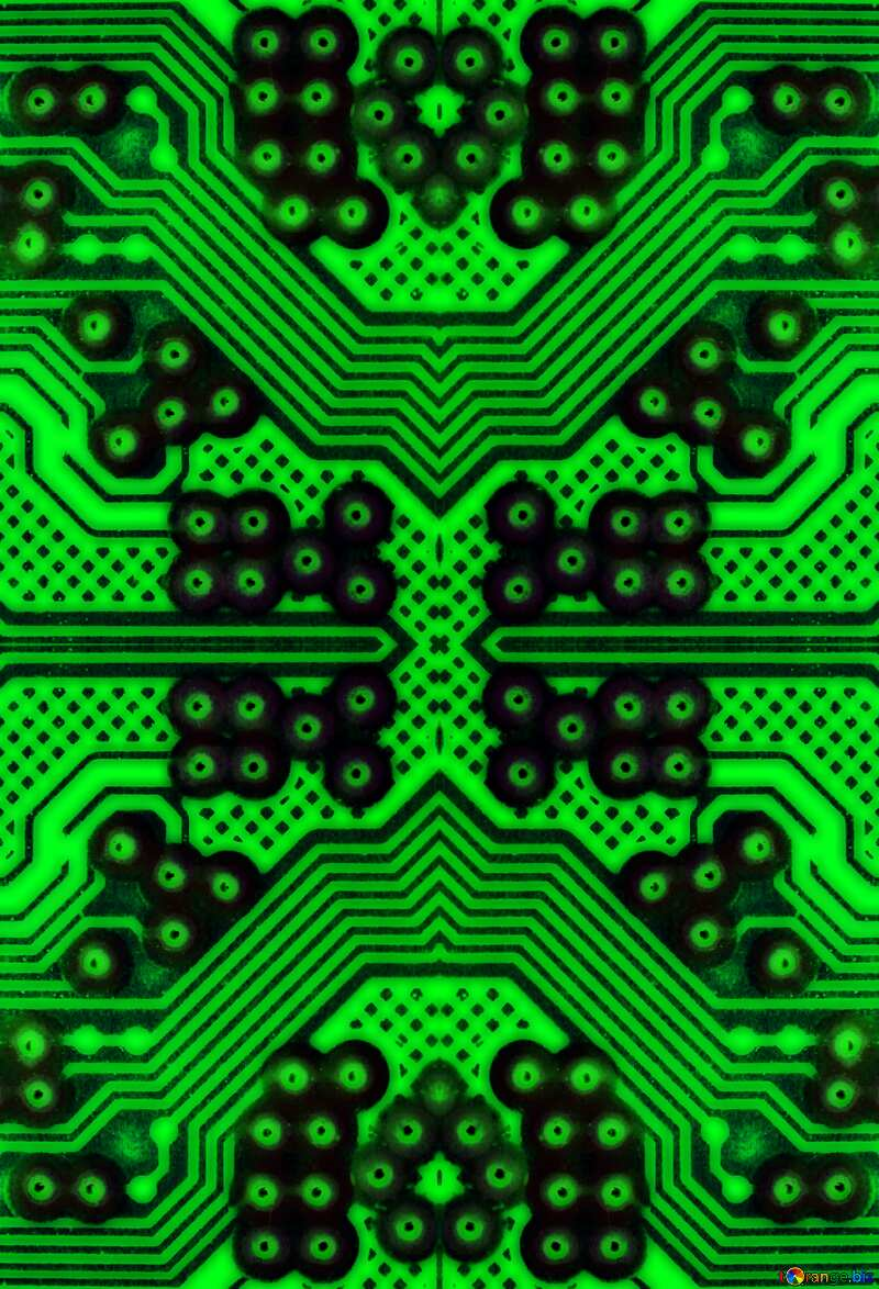 circuit electronic board lines pattern lines pattern №51568