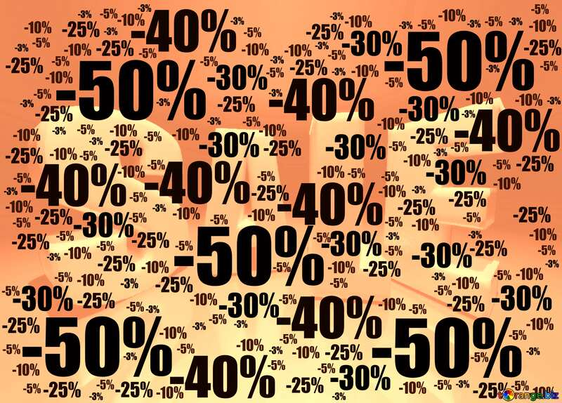 Store discount background Sale 3d №51545
