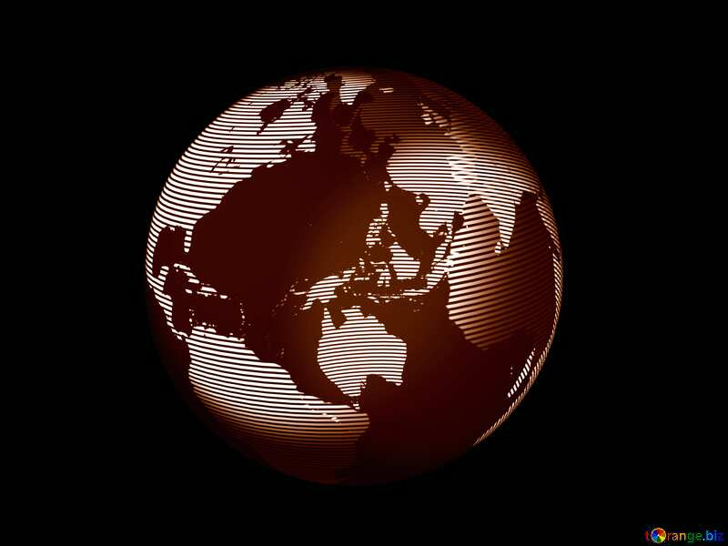 Background sepia Modern global world earth concept planet №54515
