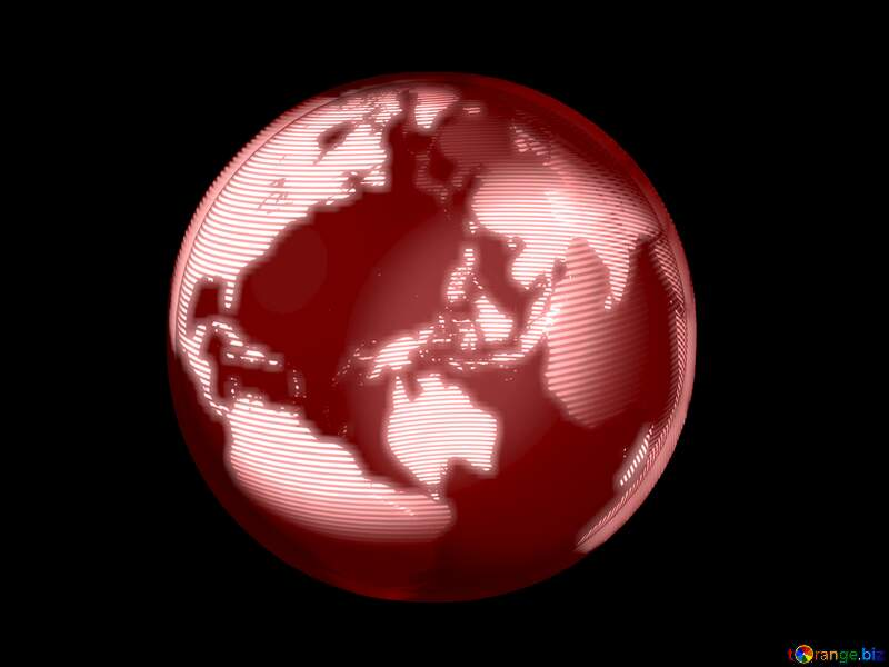 Modern global world earth concept planet symbol №54516