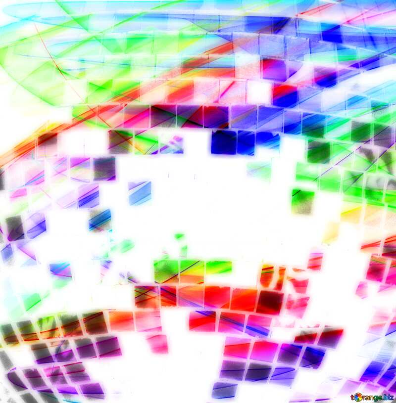 Music  colorful fractal background №53395