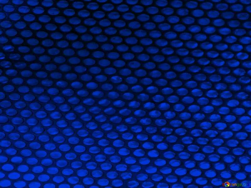 Polygon gold background dark blue metal grill background №51586