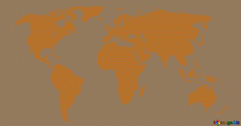World map background concept global network  line composition  global business №54504