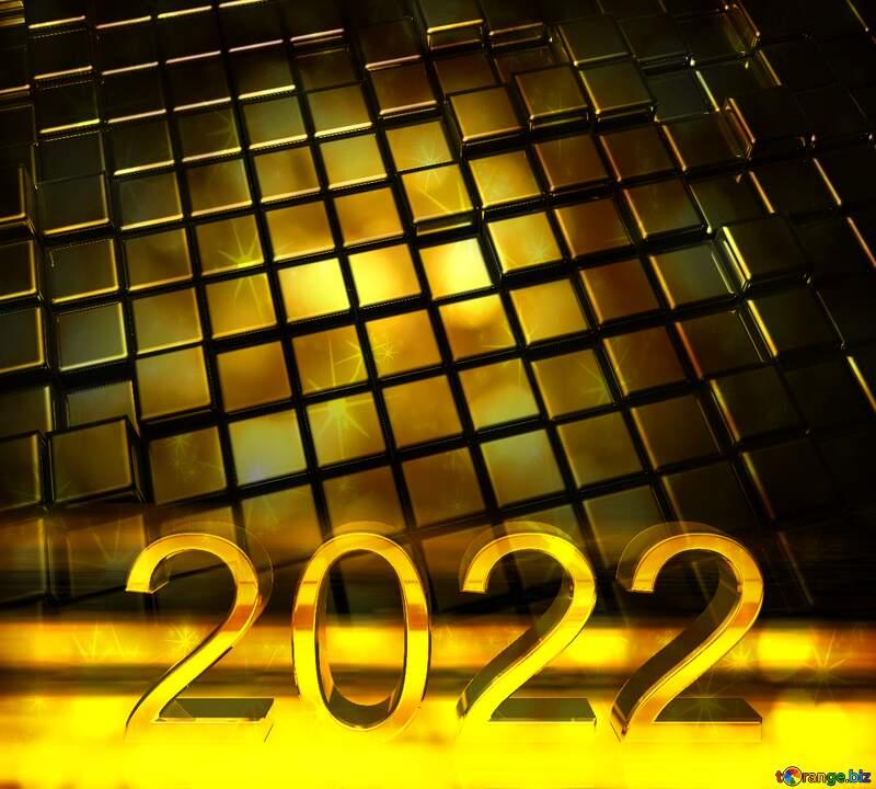 2022 gold metal background stars №54498