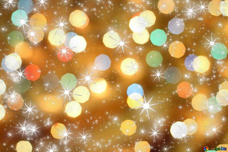 Christmas stars  background №24617