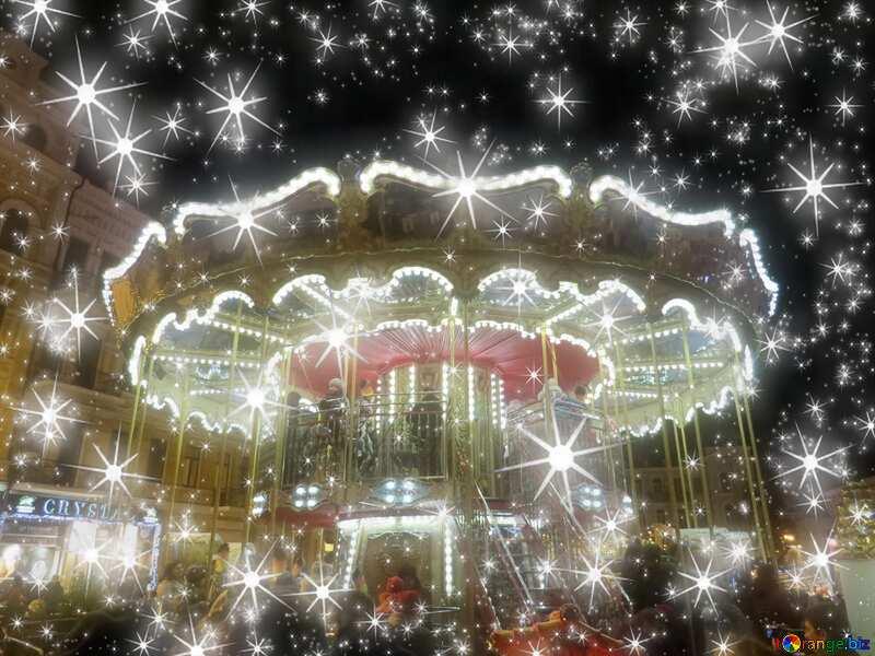 Christmas Carousel №54098