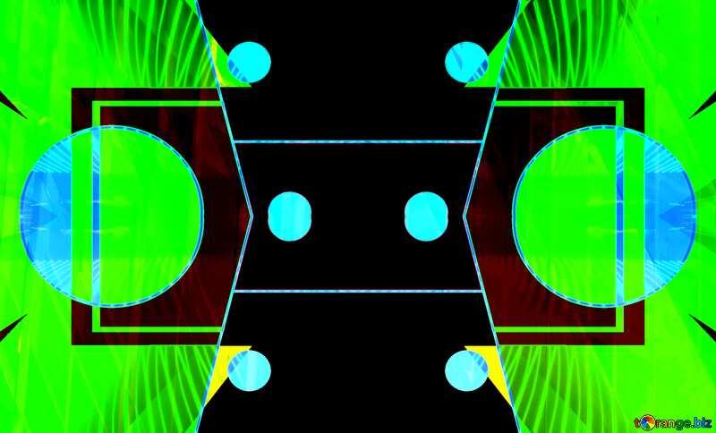 Orange Business layout design pattern Futuristic Design Illustration Shape №51526