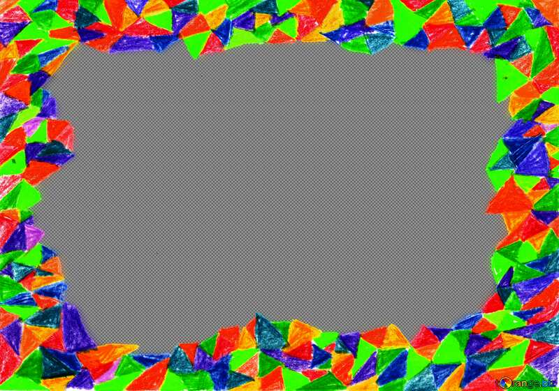 Frame colors hand drawn №52349