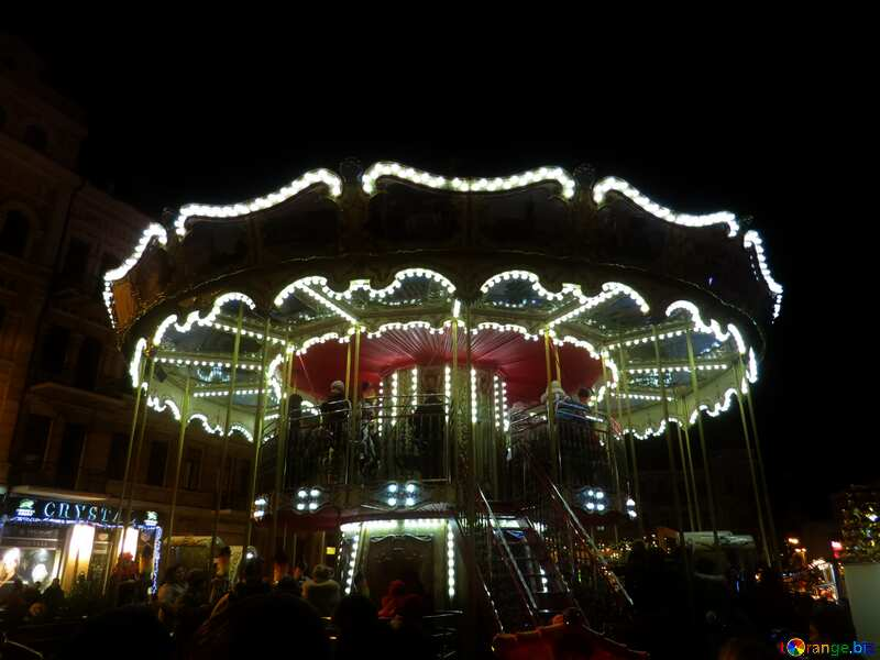 Night Carousel №54098